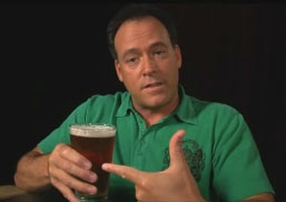 "Gary Gelfand from ""On Tap"" on KVIE's ""ViewFinder"""